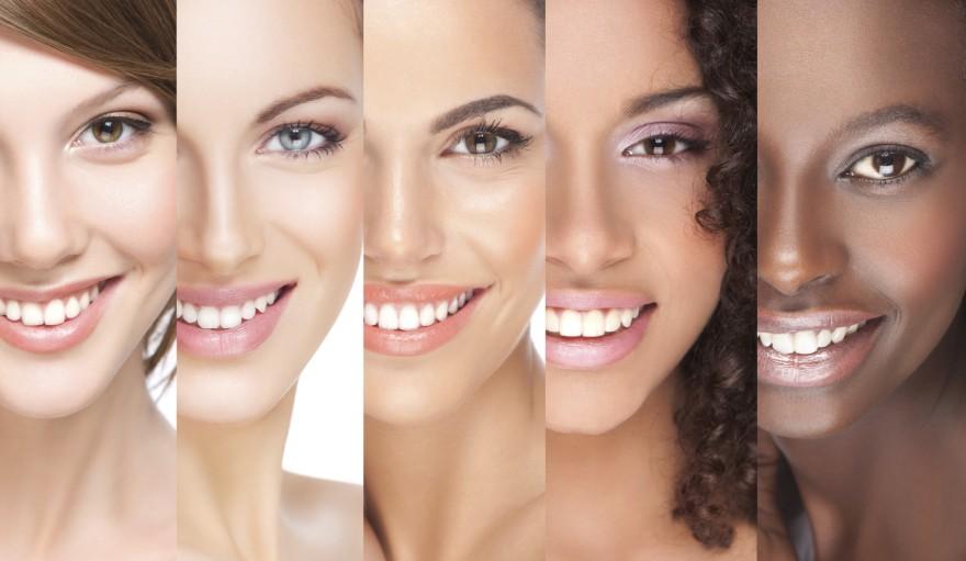 علائم انواع پوست