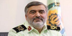 ارجاع به سایت ایران هشدار توسط جانشین پلیس آگاهی ناجا