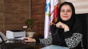 شهره موسوی مدیرعامل شبکه بادران