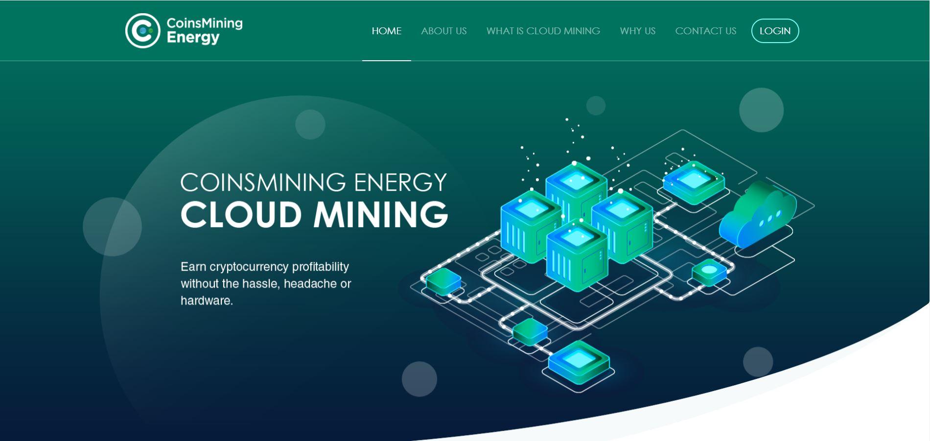 در شرکت هرمی ورلد واید انرژی سرمایه گذاری نکنید - coinsmining.energy
