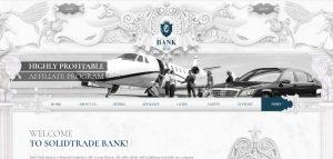 در سایت سالید ترید بانک (Solidtradebank) سرمایه گذاری نکنید!